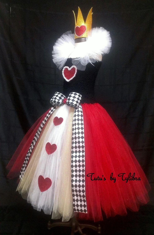 Heart Queen Tutu Dress, Heart Tutu Dress, Valentine Tutu
