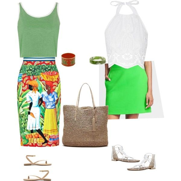 Untitled #1509 by yuenchewwan on Polyvore featuring polyvore, fashion, style, Miguelina, Topshop, Stella Jean, Banana Republic, Splendid, ALDO and Halcyon Days