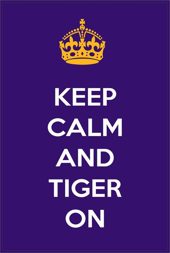 Funny Lsu Bumper Stickers