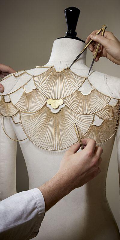 Porté Couture - 26 Vendôme - High Jewelry - Boucheron
