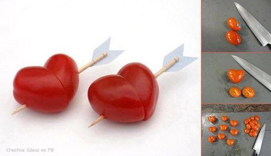 Tomato Hearts