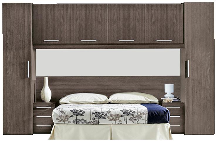 C mo decorar un dormitorio de matrimonio peque o un and blog - Como amueblar un dormitorio juvenil pequeno ...