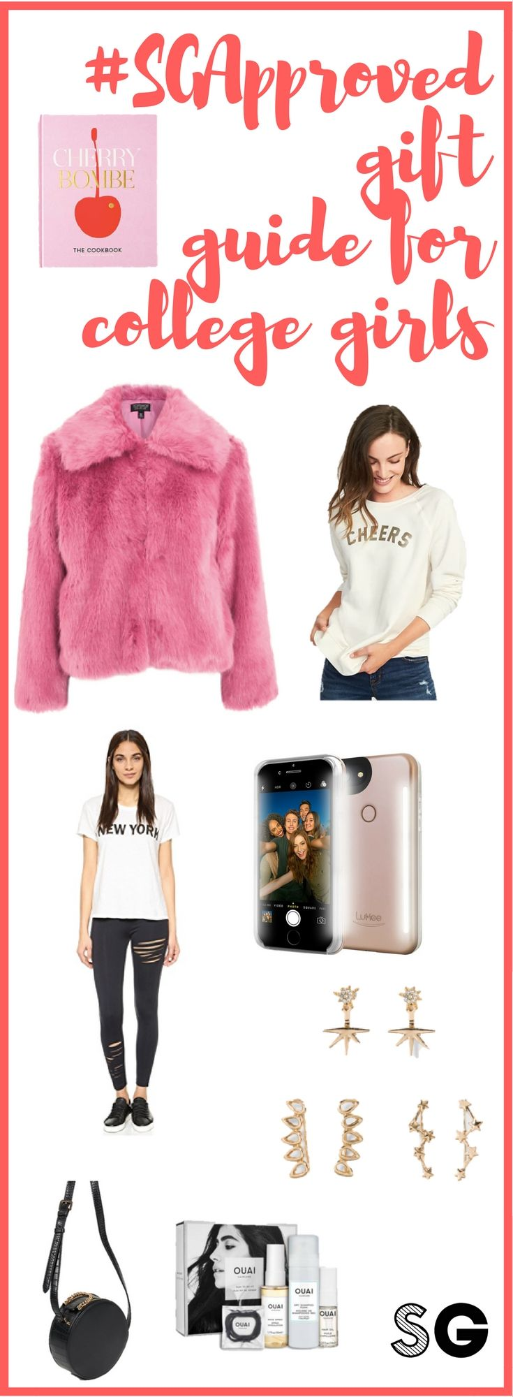 Cool Gift Ideas for College Girls | Girlfriend christmas gifts ...