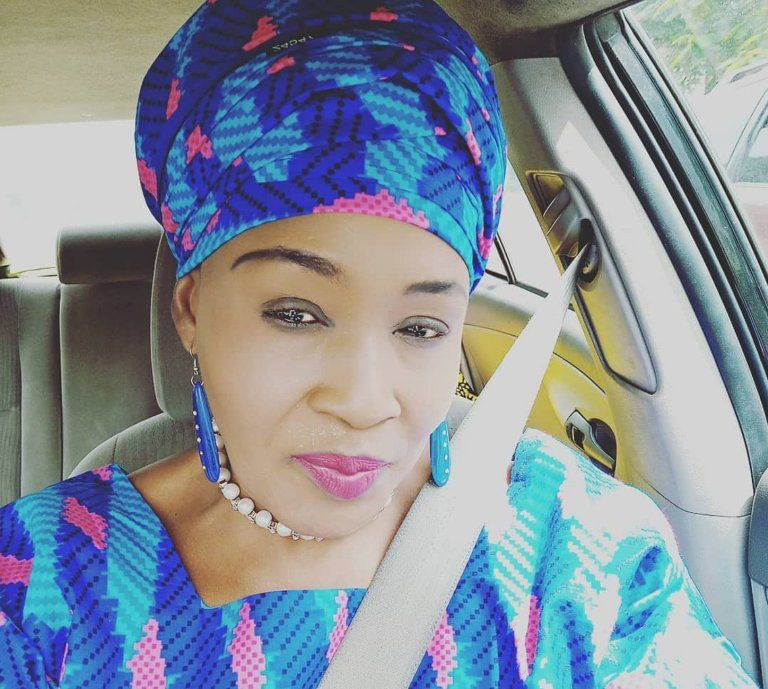 Kemi Olunloyo Retires From Journalism Becomes Born Again With New Name Evangelist Kemi Who Is The Father New Baby Products Children