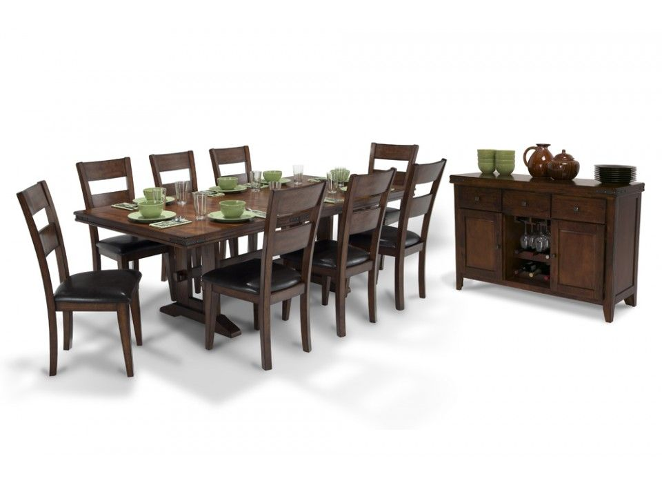 Enormous Dining 10 Piece Set  Dining Room Sets  Dining Room Magnificent Dining Room Set For 10 Design Ideas