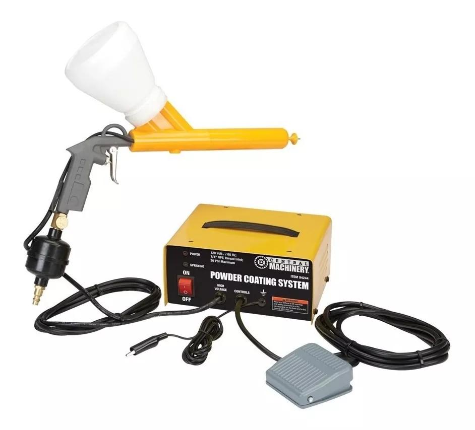 SI de presión de aire• 120V (LUZ DE CUALQUIER CASA), 15