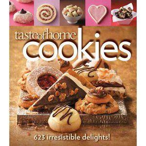 Taste of Home Cookies: 623 Irresistible Delights! $10.77