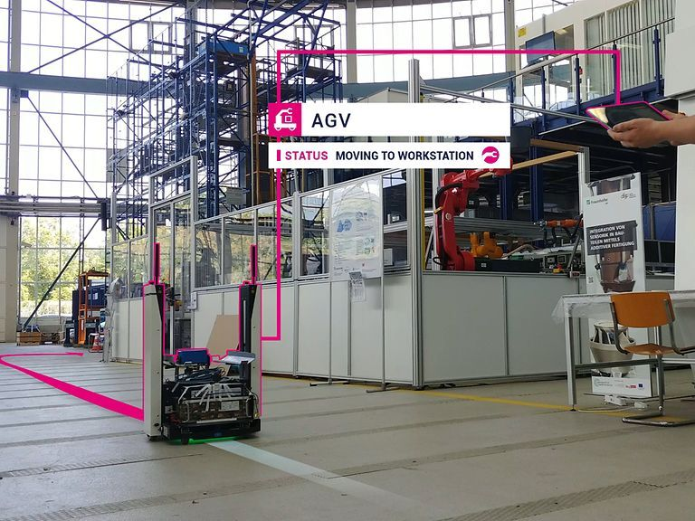 OSRAM and Deutsche Telekom prototyping and testing mobile