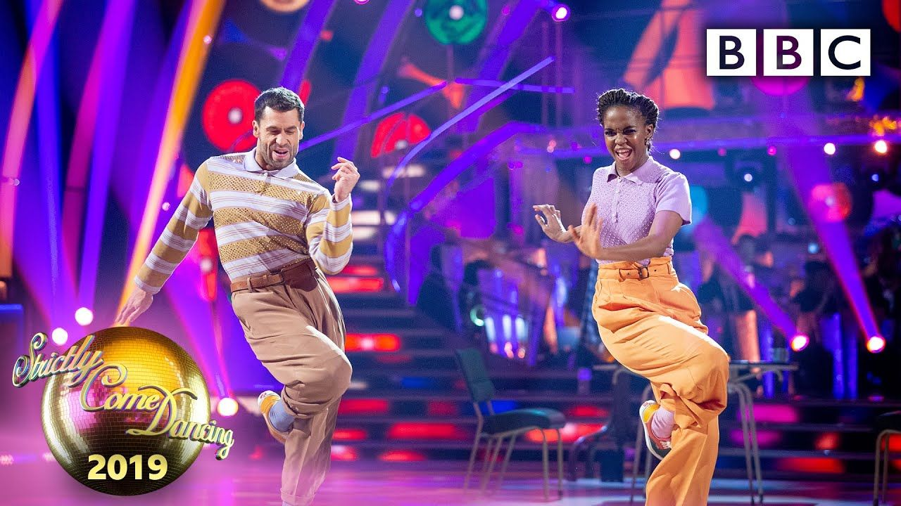 Kelvin And Oti Street Commercial To Do I Love You Week 10 Bbc Strictly 2019 Youtube Michelle Visage Dancing With The Stars Strictly Come Dancing
