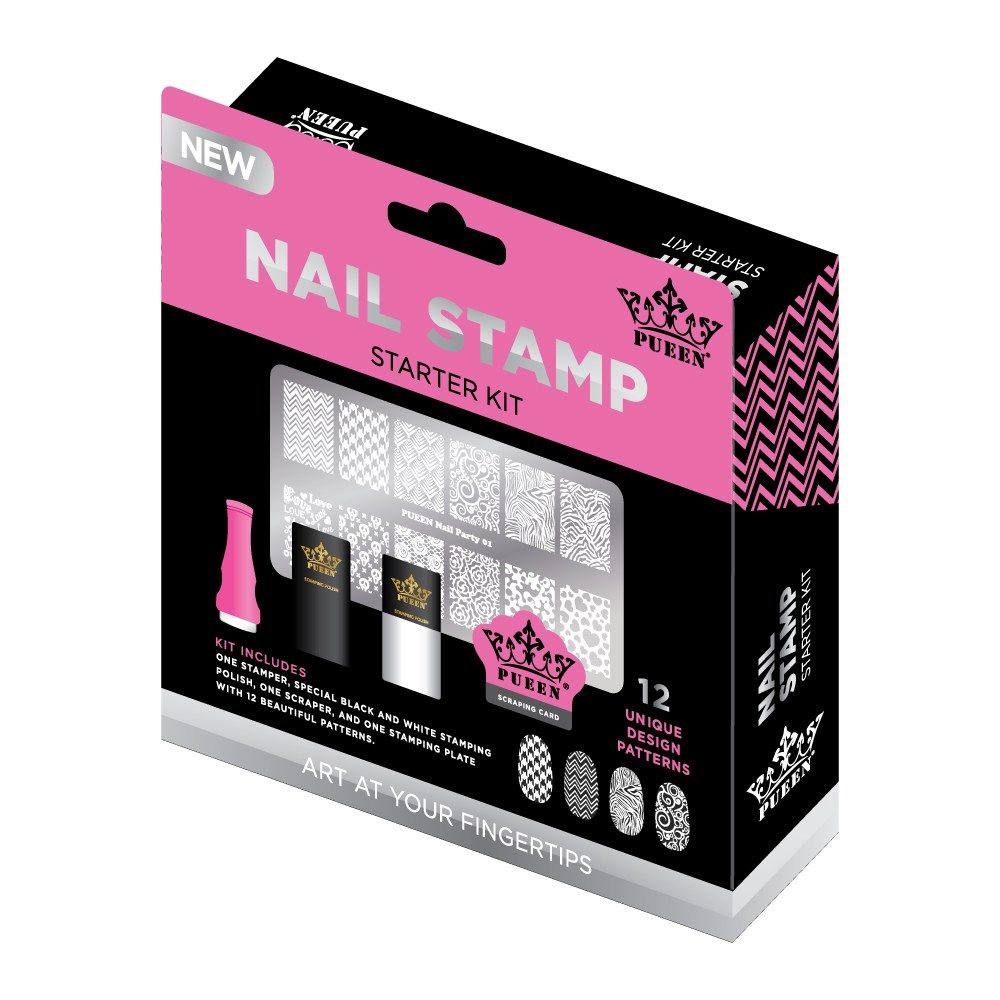 New To Stamping? Buying The Basics | Pinterest | Nail stuff