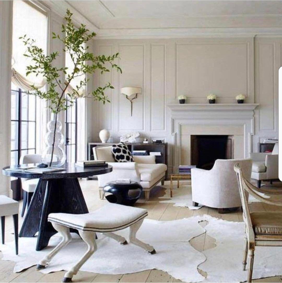 Colorful interior design by Rebecca James