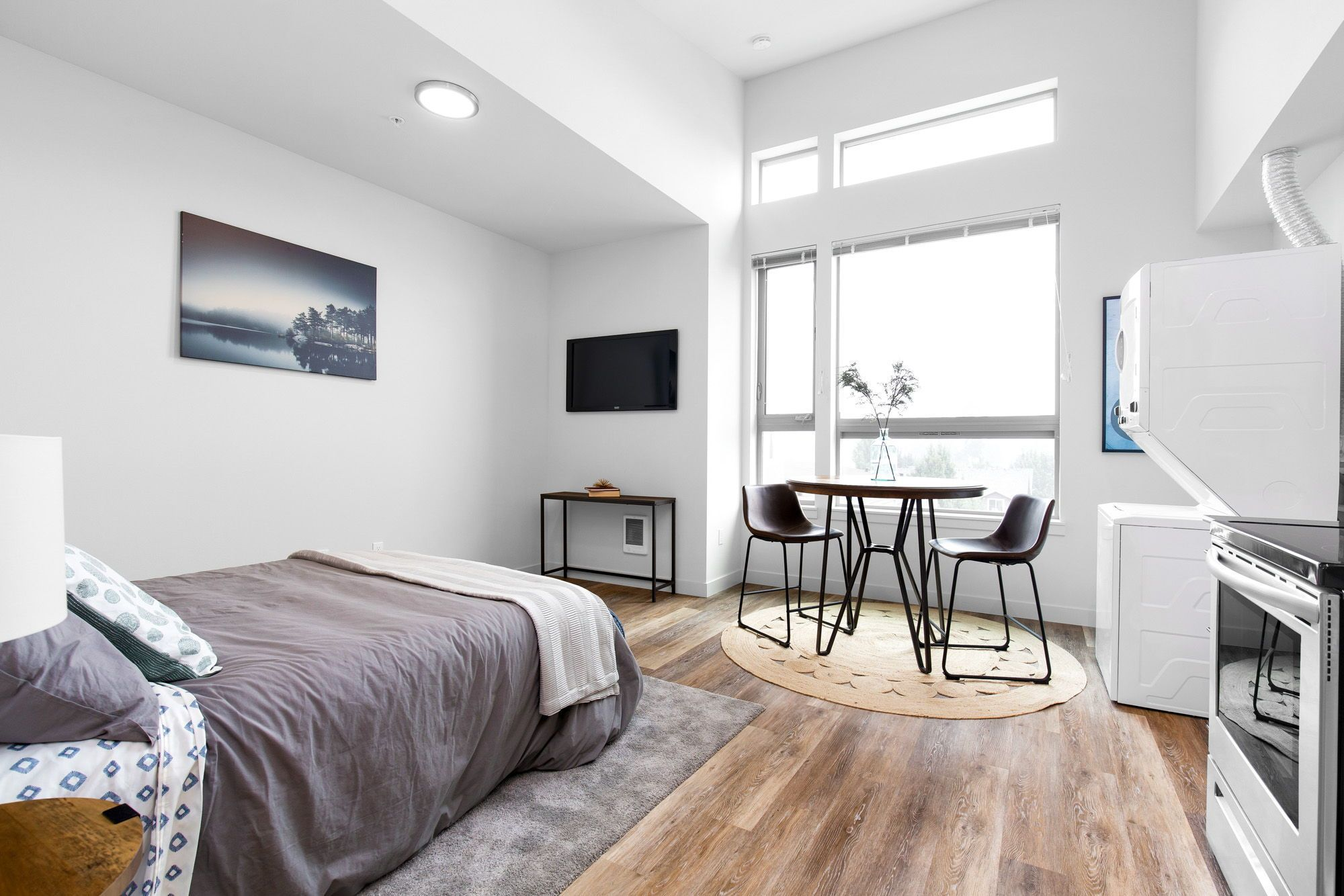 Studio Apartments Available In Greenwood Bode Greenview By Common In 2020 One Bedroom Apartment One Bedroom Studio Apartment