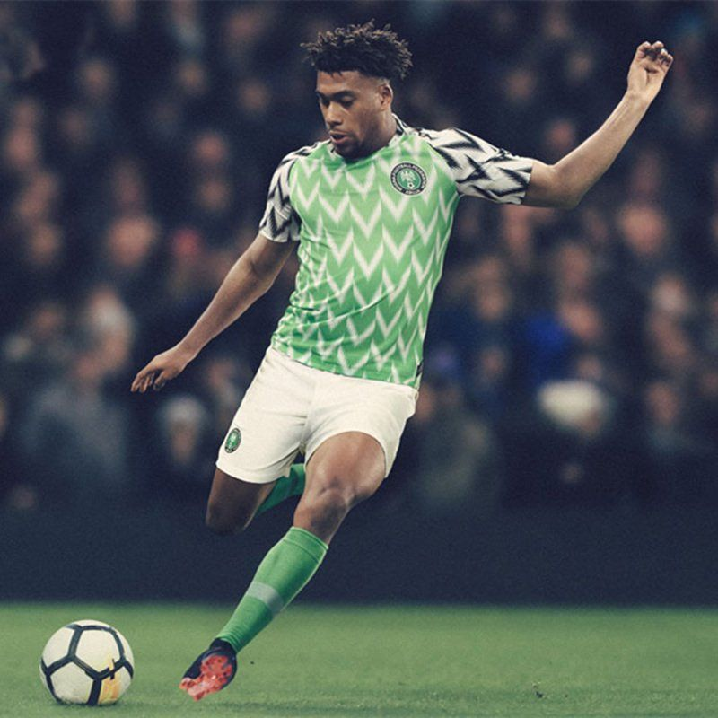 Nigeria Football Shirt 2018 Jersey Home Green World Cup Men Soccer Uniform World Cup Shirts World Cup Jerseys Football Shirts