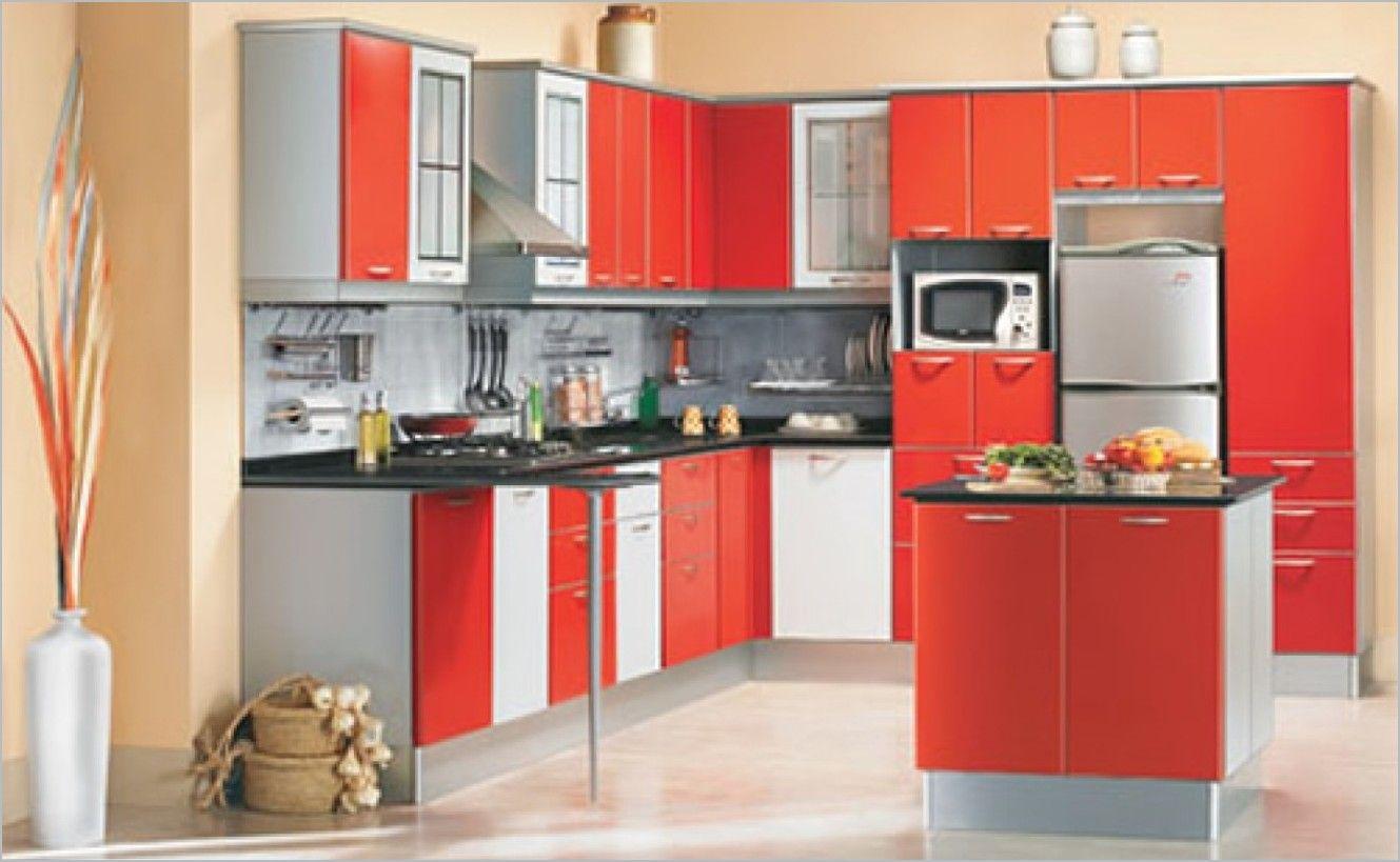 Modular Kitchen India In Apartments Home Design And Decor Small Interior Ideas Indian Modest Style House I Interior Kitchen Small Kitchen Layout Kitchen Design