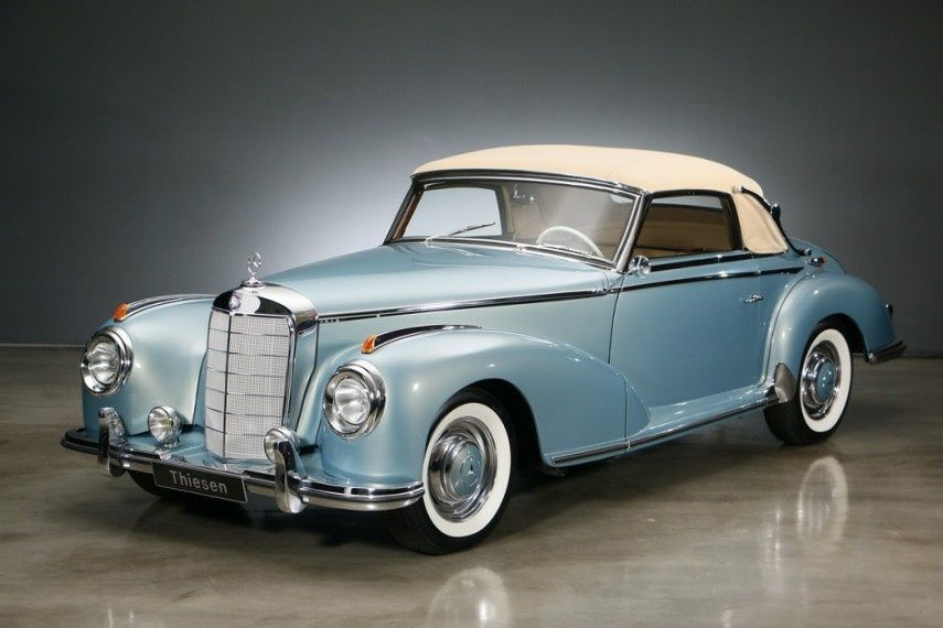 1952 Mercedes 300 S Convertible My Car Blogs Www Germancarsguide