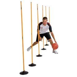 Outdoor Agility Pole Set