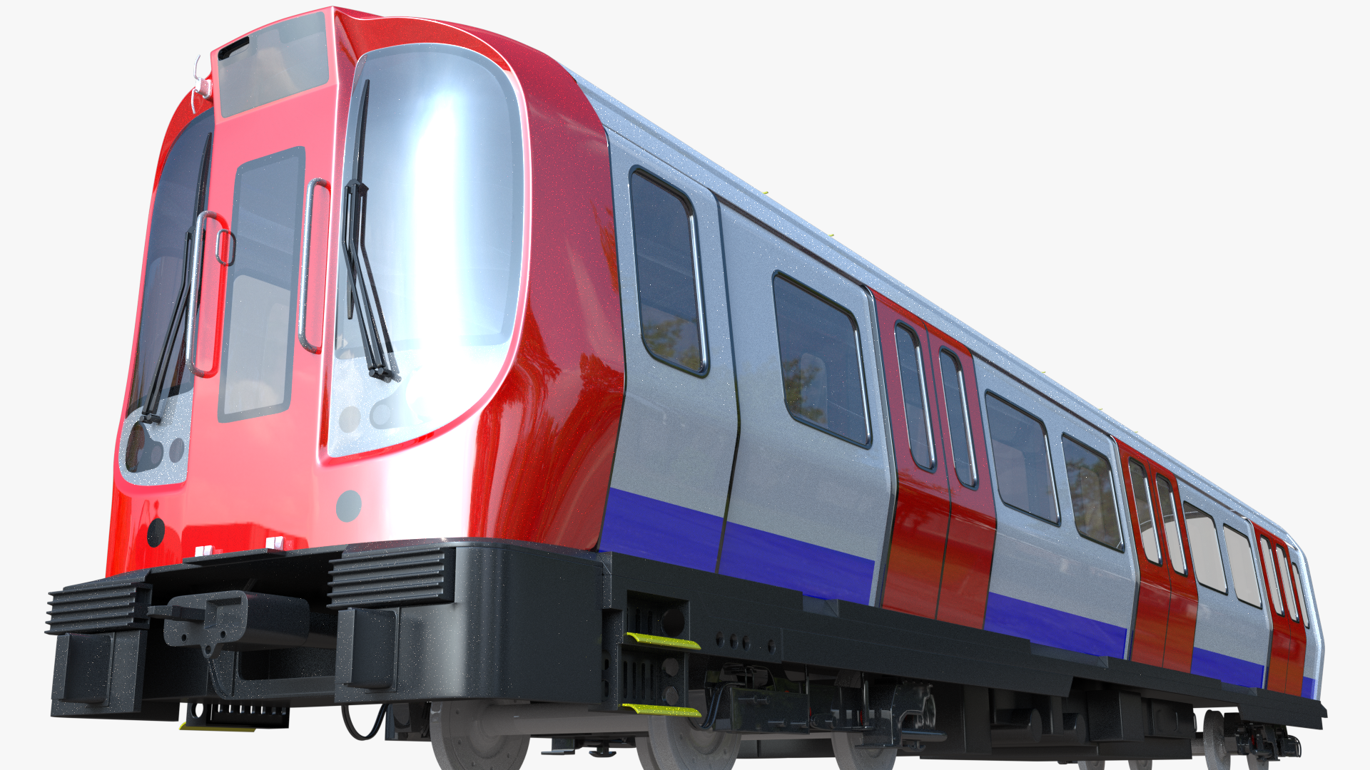 London Underground S8 3d Model London Underground Train London Underground Travel Oklahoma