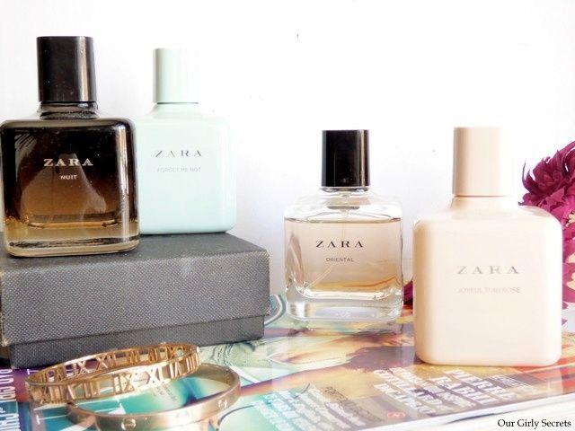 Mes Floral ZaraForget Me Parfum Boisé Not Musqué Nuit Parfums 8nN0wm