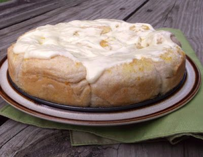 Orange Coffee Cake Recipe