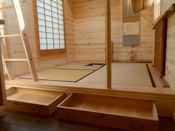 Japanese Style Tiny House By Oregon Cottage Company 3 Your Own Tea Room In  A 134 Nice Look