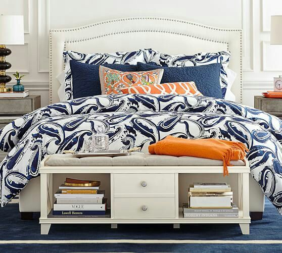 Pottery Barn Bed Linens Luxury Headboards For Beds Home Furniture