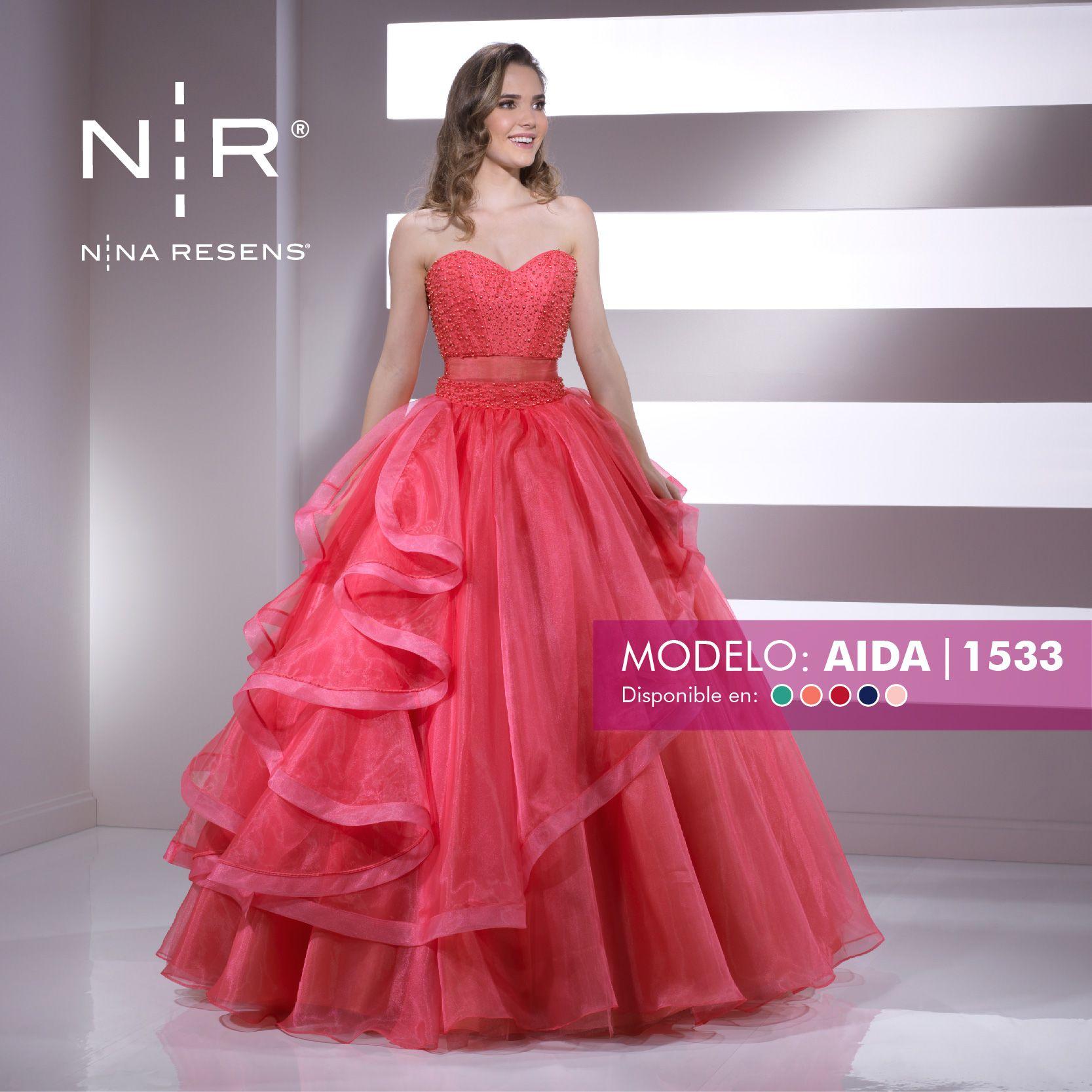 Princesas les presento el modelo Aida, es un vestido de 2 piezas ...