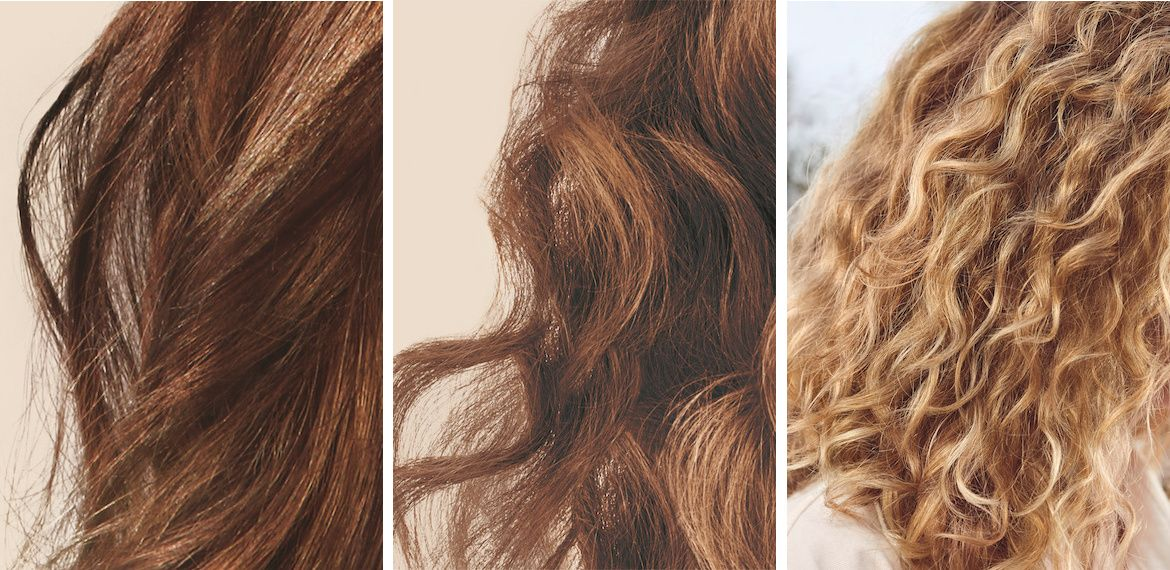 How to Style Every Type of Curly Hair Damp hair styles