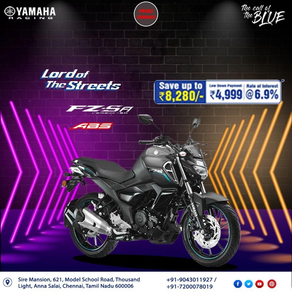 Pin By Paras Yamaha On Fz Sfi Yamaha Fzs Fi Yamaha Bike Life