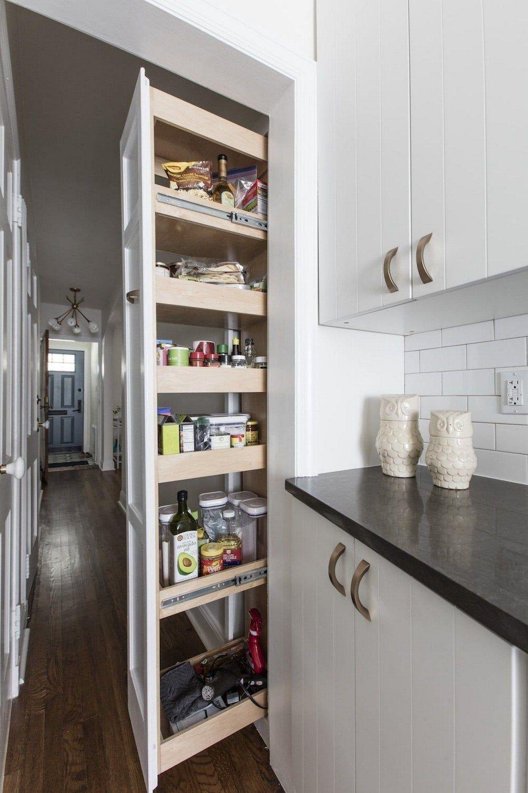 50 Creative Hidden Kitchen Storage Solutions Ideas