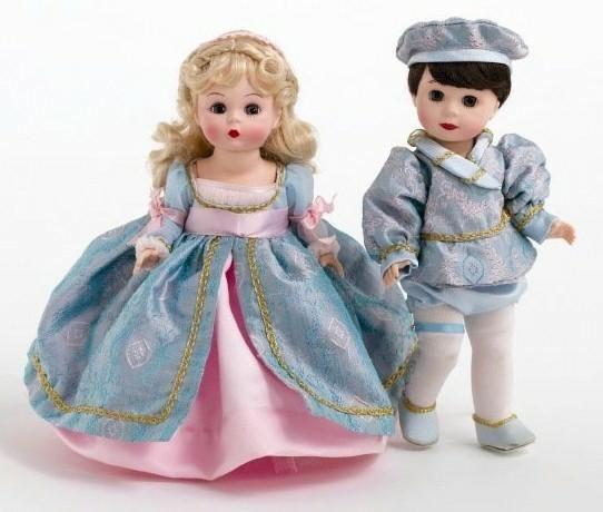 images of madame alexander dolls | Madame Alexander Dolls - Arts Collection - Romeo & Juliet