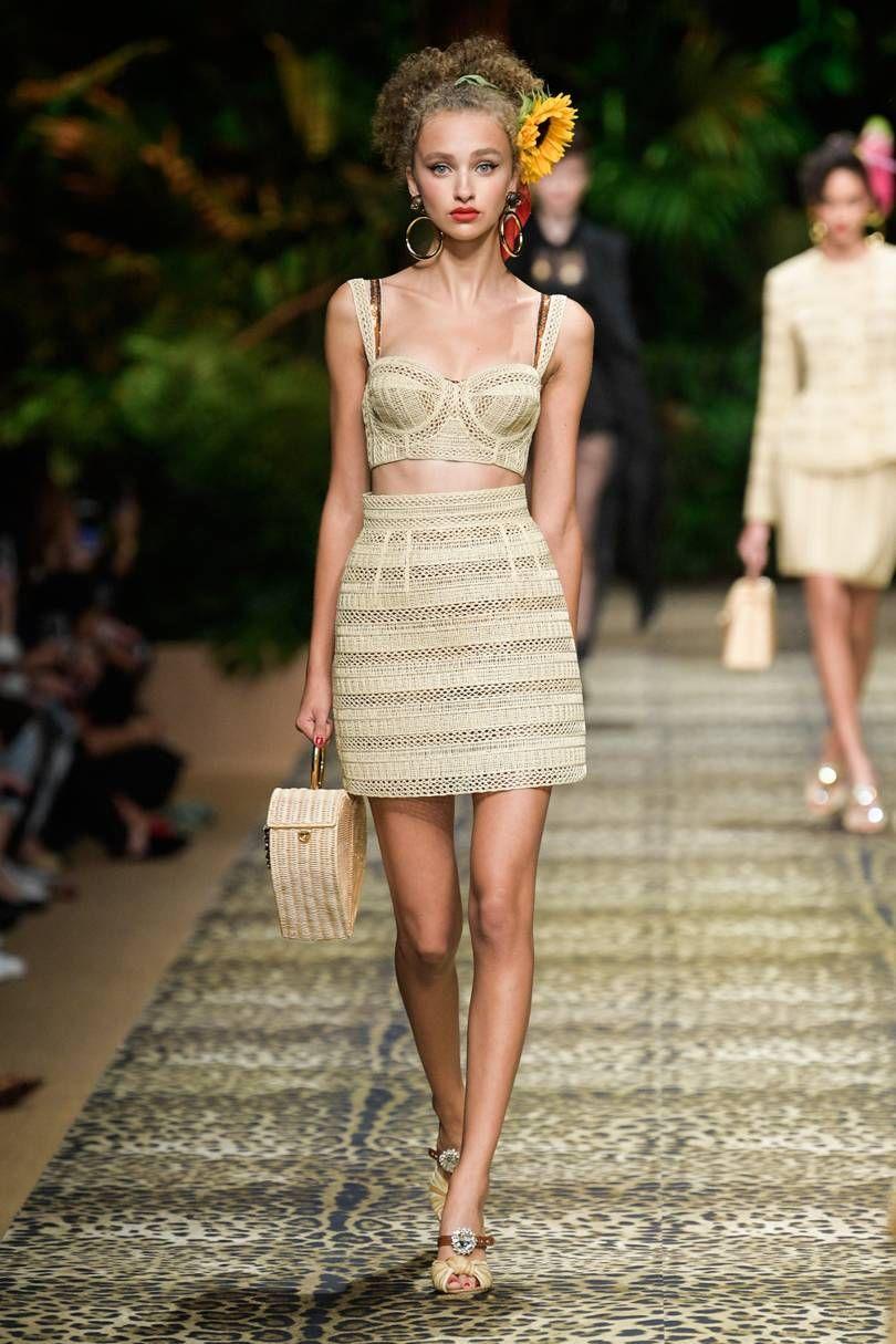 Dolce & Gabbana Spring/Summer 2020 Ready-To-Wear