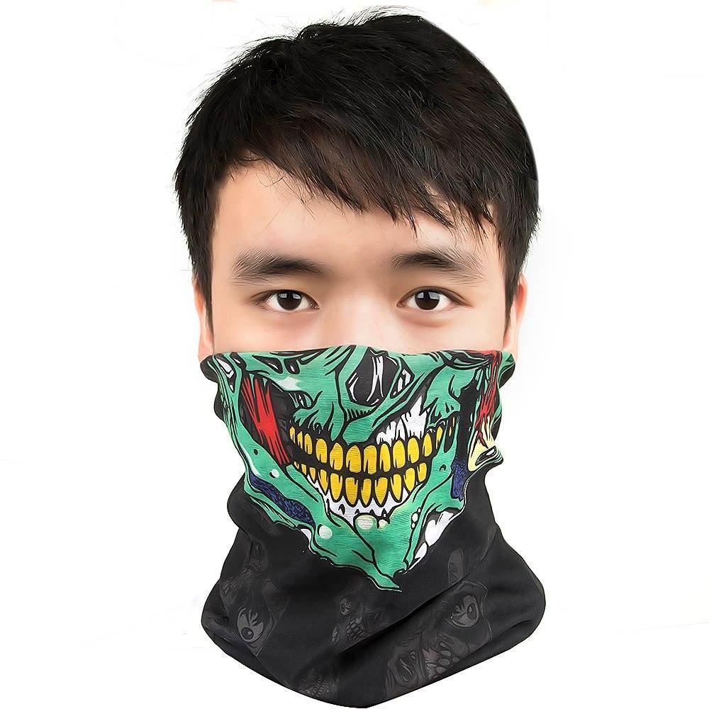 masque facial de ski homme
