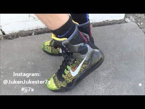 outlet store 867d8 43587 Nike Kobe 9 Inspiration review + ON FEET! - http   nikebasketballshoestore.