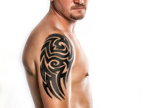 Complex tribal tattoo 30 best city pictures of the week for Tribal body tattoo