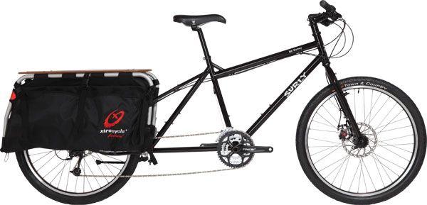 Longtail Cargo Bikes Big Dummy Bicycle Cargo Bike Bicycle Bike