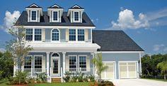 Sw 7601 Dockside Blue Exterior Paint Combinations Exterior House Colors Exterior Color Schemes