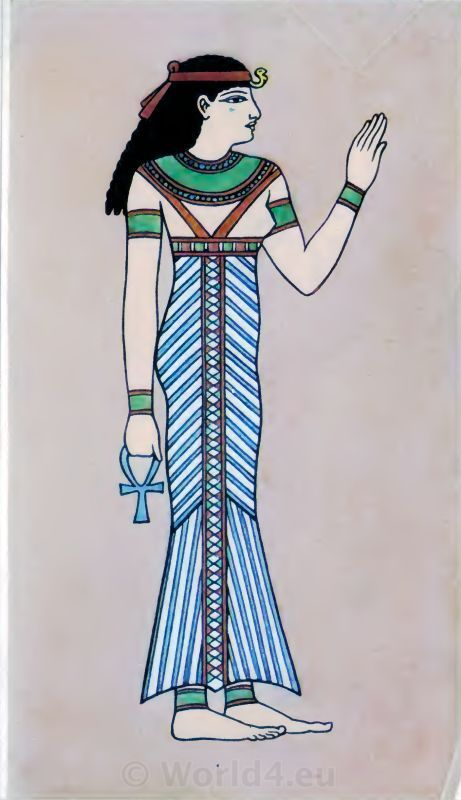 ancient egyptian costumes egypt queen egyptian