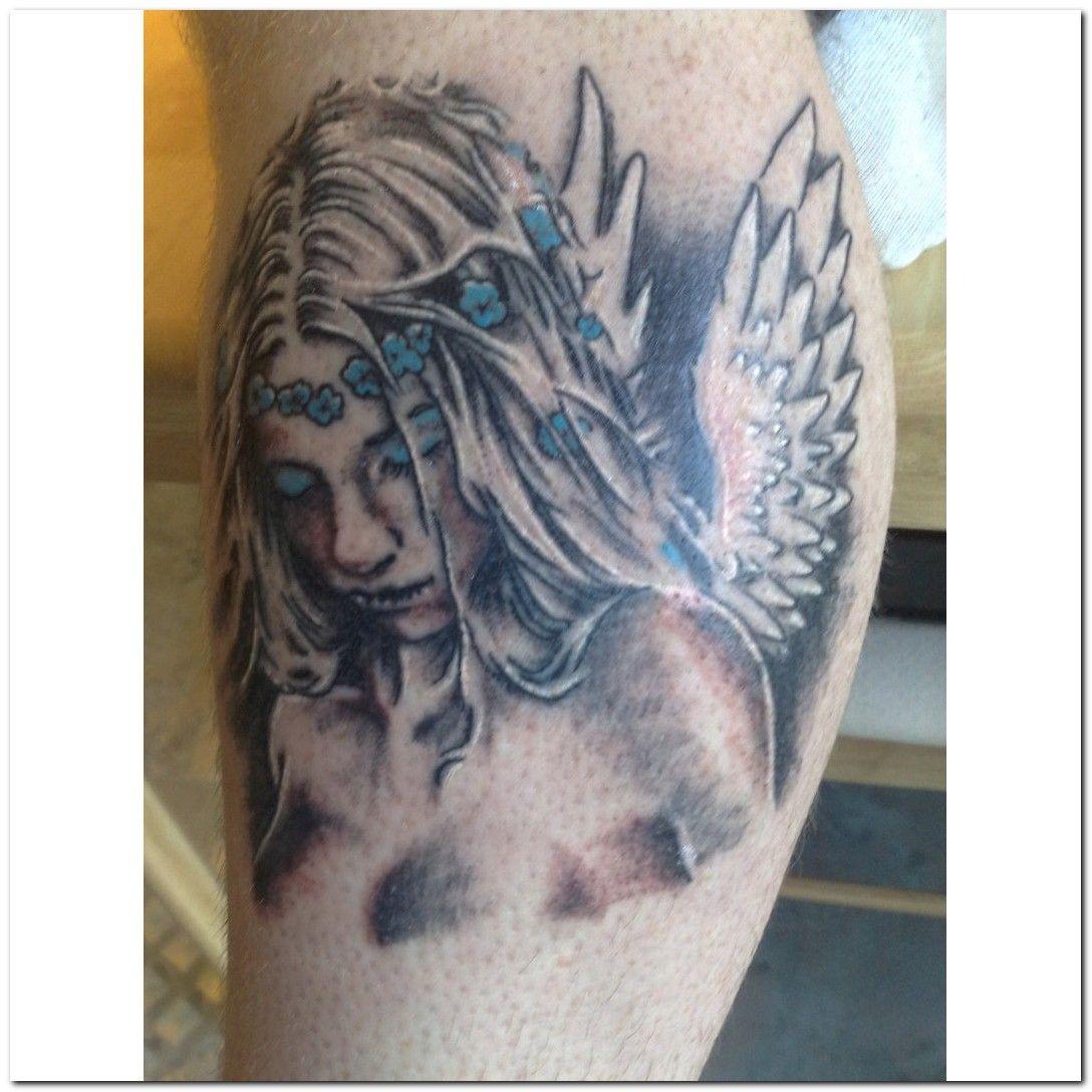 Cartoon tattoo designs on shoulder - Angel Tattoos Tattoo Designs Pictures Gallery Tattoo Ideas 2015