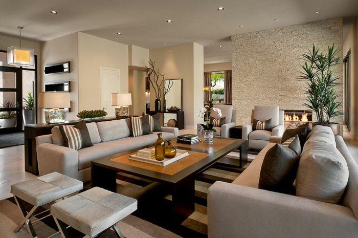 ▷ 1001 + Wohnideen Wohnzimmer zur Inspiration - wohnideen wohnzimmer farben