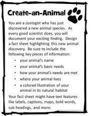 Image result for animal adaptations worksheets 2nd grade