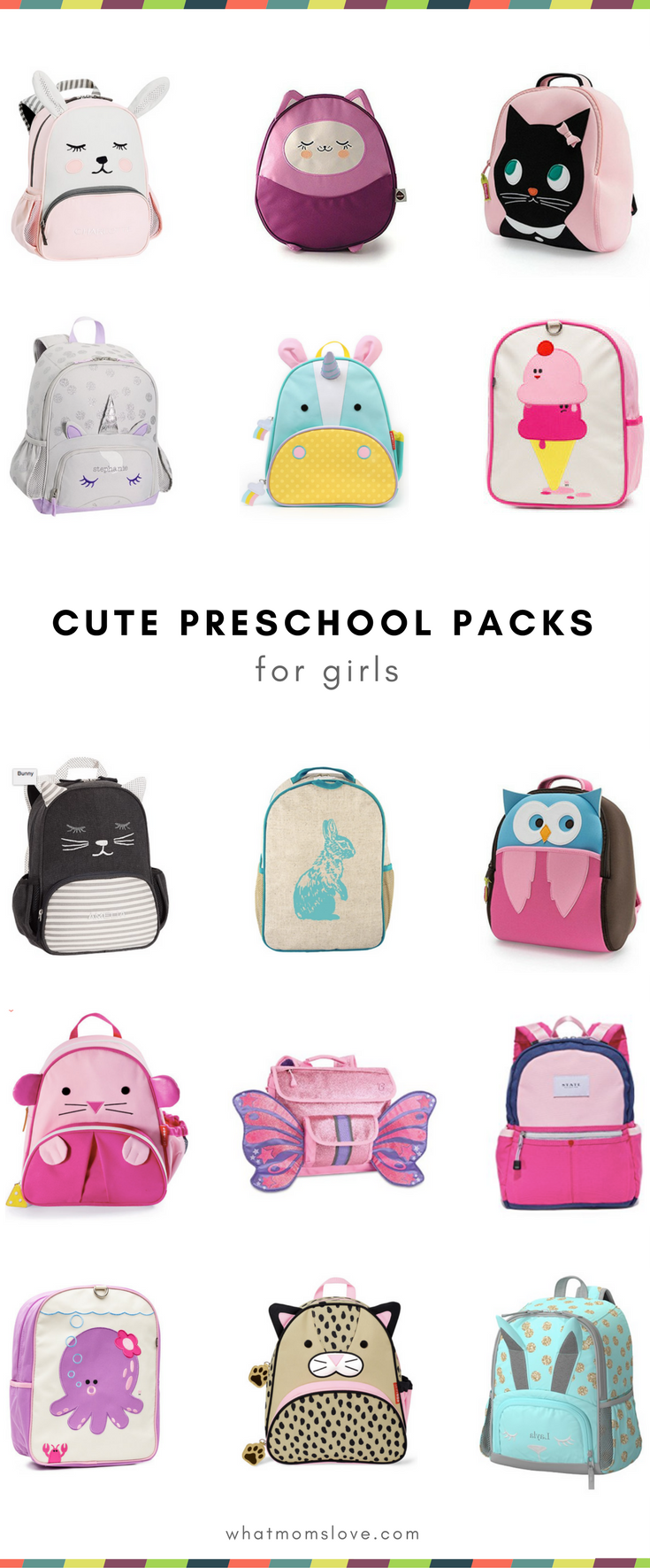 Best backpacks for preschoolers and toddlers   Preschool gear for little  kids - all the products you need getting ready for the first day of school  or ... d55e39e554