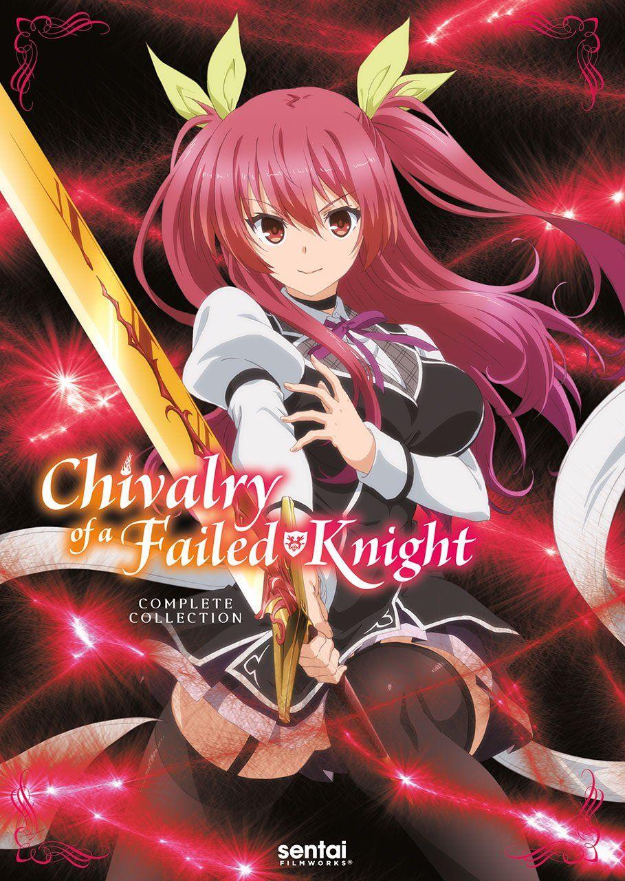 Chivalry Of A Failed Knight 3 Dvd Edizione: Stati Uniti Italia #Knight,  #Dvd, #Chivalry, #Failed   Dibujar ojos de anime, Personajes de anime,  Caballeria