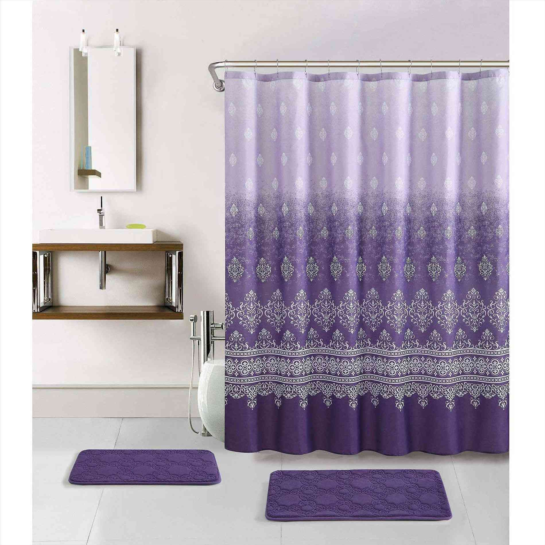 New Post purple bathroom accessories sets LivingRooms