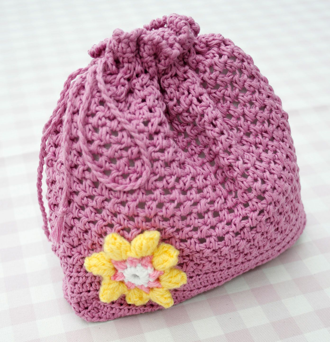 crochet purse patterns for children | Free crochet pattern: Crochet ...