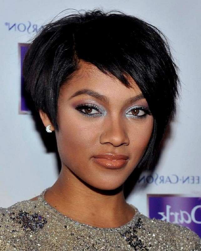 Tremendous Hairstyles For Black Women Black Hair Colors And Short Hairstyles Hairstyles For Men Maxibearus