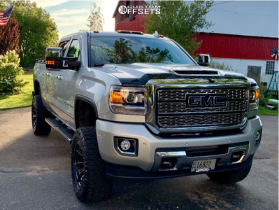 2019 Gmc Sierra 3500 Hd 20x10 18mm Xd Boneyard In 2020 Gmc Gmc