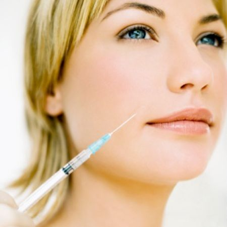 Where can BOTOX be injected?  Worry lines Glabellar lines Periorbital lines Nasolabial folds Perioral lines Oral commissures Smile lines