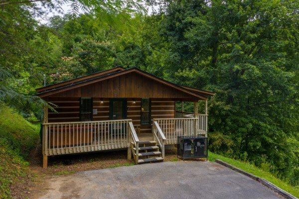 Honey Bear Hideaway Value 1 Bedroom Pigeon Forge Cabin Rental In 2020 Pigeon Forge Cabin Rentals Cabin Gatlinburg Cabin Rentals