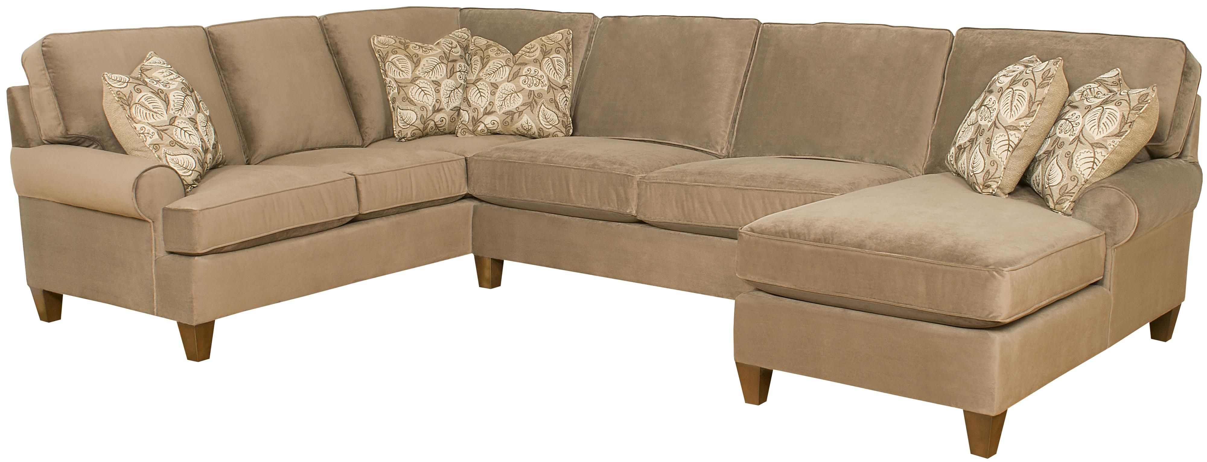 Chatham Custom Sectional By King Hickory