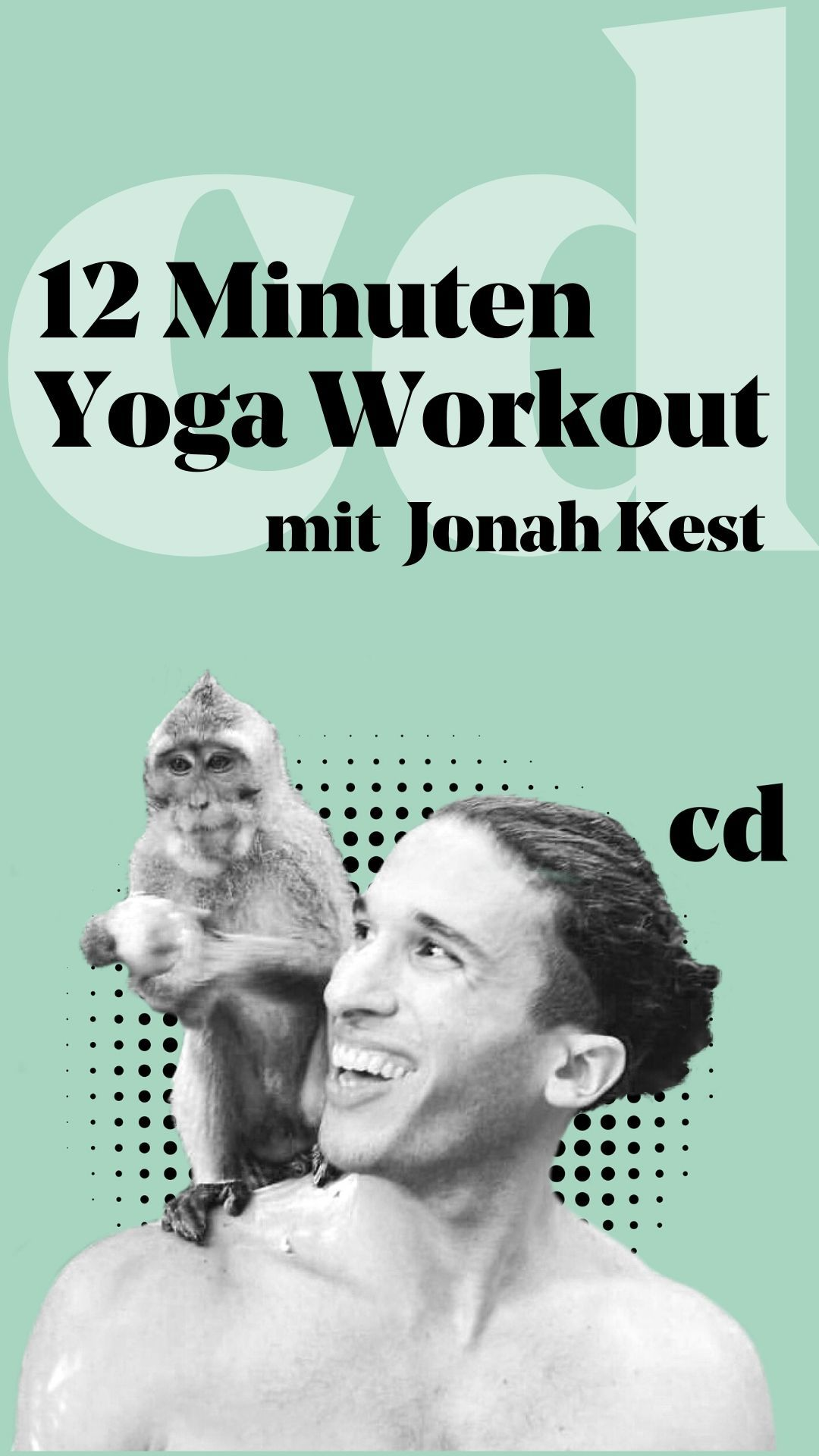 12MinutenYogaWorkout mit Jonah Kest Jonah schloss mit 17 Jahren seine YogaAusbildung ab und unterrichtet seitdem weltweit Auf Instagram folgen ihm über 100000 YogaFa...